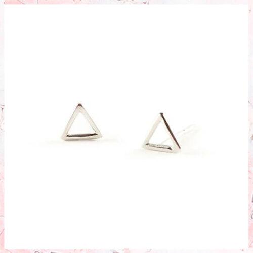 trekants øreringe