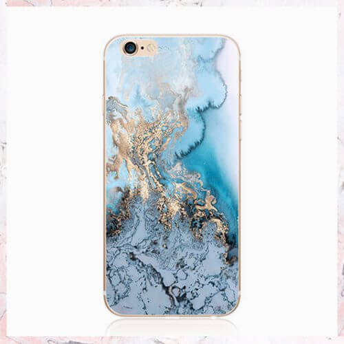 marmor blue gold