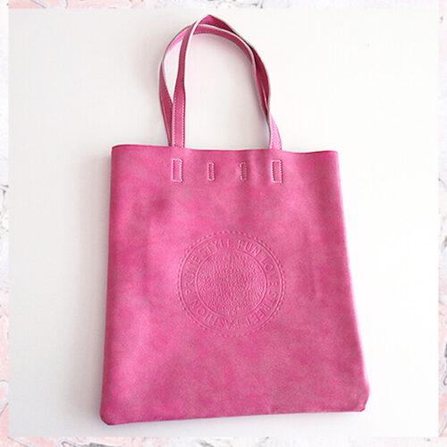 Smilla XL taske i pink