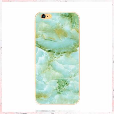 marmor light blue green