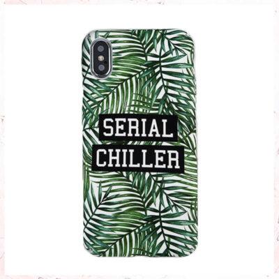 Serial chiller