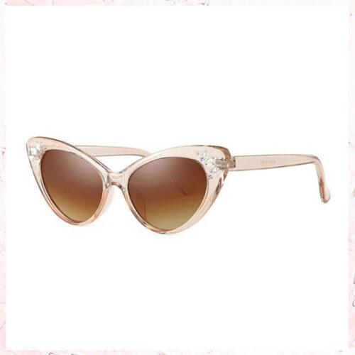 glitter sten solbrille