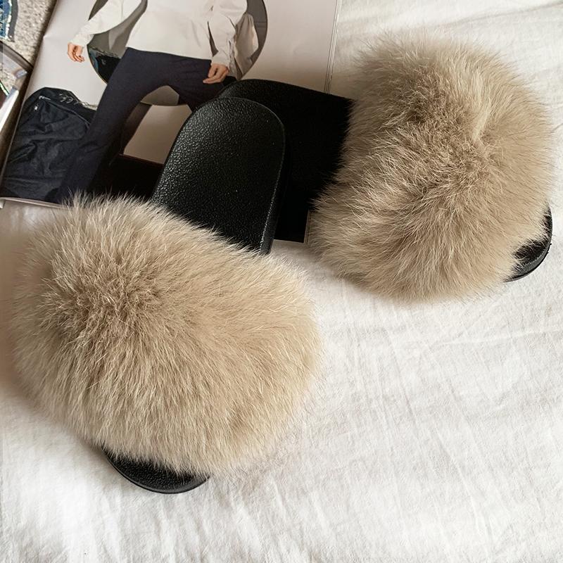 Mokka slippers